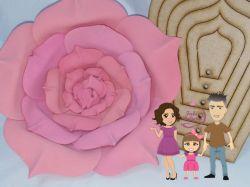 NAT05   Moldes Flor Gigante 02