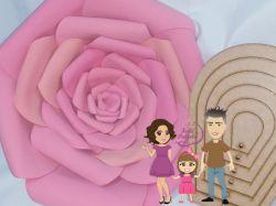 NAT06   Moldes Flor Gigante 03
