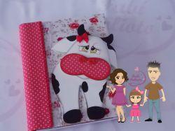 COZ12 Gabarito de moldes  Vaquinha na Cozinha  – Caderno de Receitas