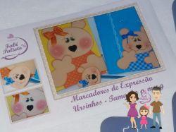 M08  Marcadores de Expressões Ursinhos