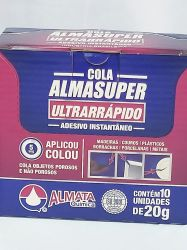 DI07  Cola instantanea Ultrarrápido Almasuper