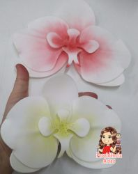 NAT19    Gabarito de Moldes em MDF Orquídea GG
