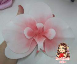 NAT20 Gabarito de Moldes em MDF Orquídea GG
