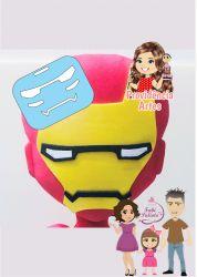 EX13  Marcador de Expressão Homem de Ferro